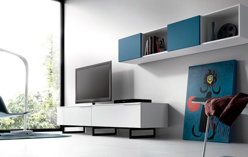 Muebles la liberal como decorar tu sal n con estilo for Salon comedor minimalista