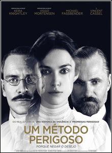 Download Um Método Perigoso Dublado DVDRip 2012