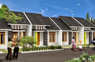 Investasi Tanah+Rumah Memang Untung