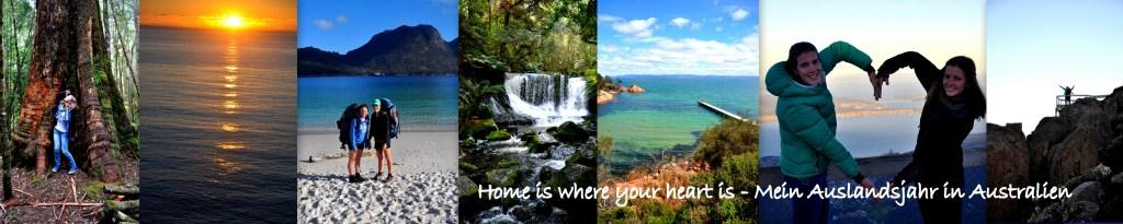 Home is where your heart is - Mein Auslandsjahr in Australien
