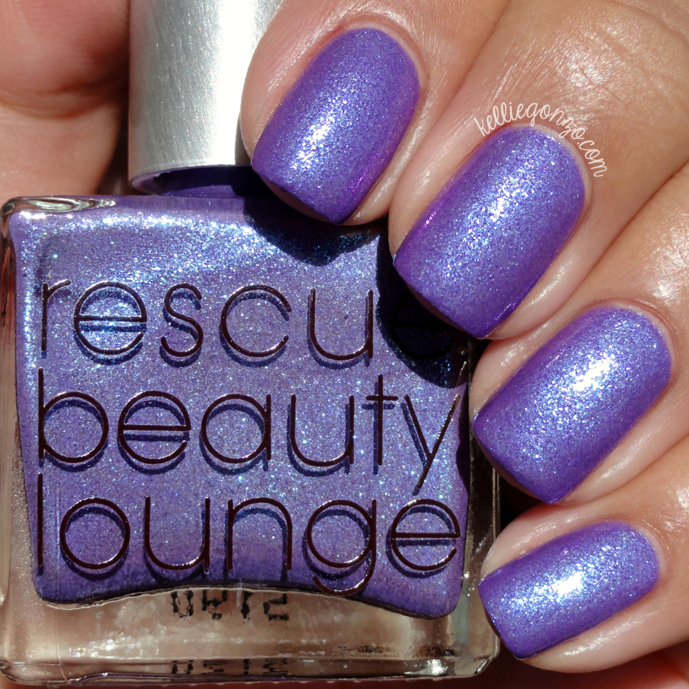 KellieGonzo: Rescue Beauty Lounge Fan Collection 3.0 Swatches & Review