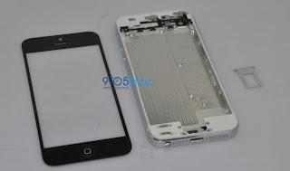 How bi is the iphone 5 screen