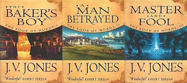 The Book of Words by J. V. Jones