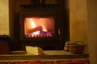 How a fire can be the heart of a home when its efficient.