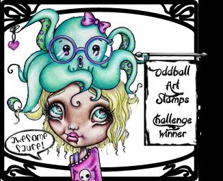 Oddball Challenge Winner