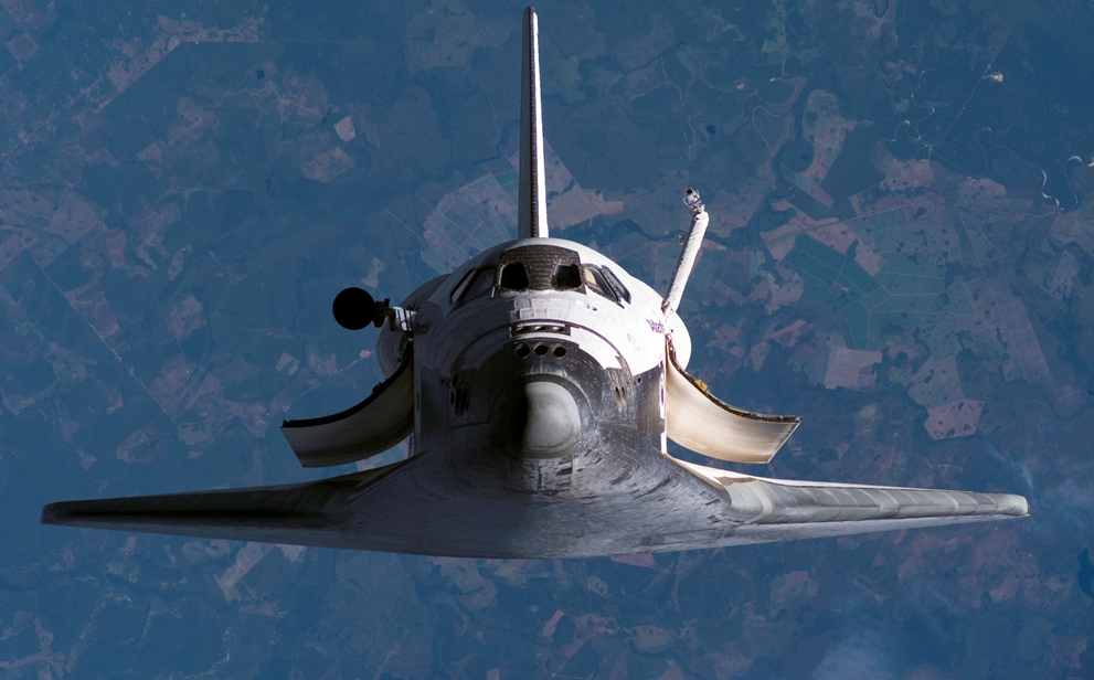 Interesting Facts: The History of the Space Shuttle in ...