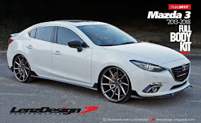 Mazda 3 BM 2013-2018 Tuning & Body Kit