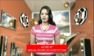 Sun Music VJ Gowri Lakshmi