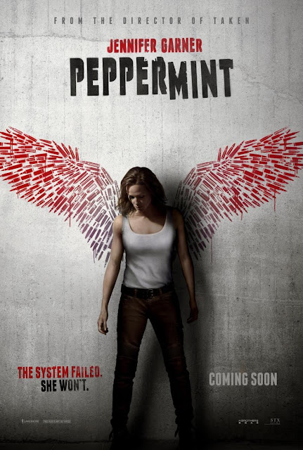 Peppermint [2018] [BBRip 1080p] [Dual Audio]