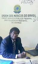 Rubinho Justh, Delegado da ordem dos Músicos do Brasil - Juri Oficial FEMUG 2012