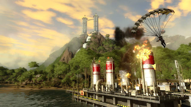 Just Cause 2 Complete Collection PC Full Español