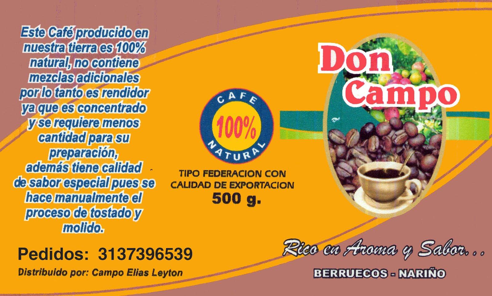 Café don Campo