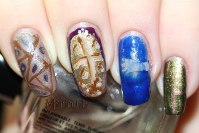 Harry Potter and the Goblet of Fire nails 2