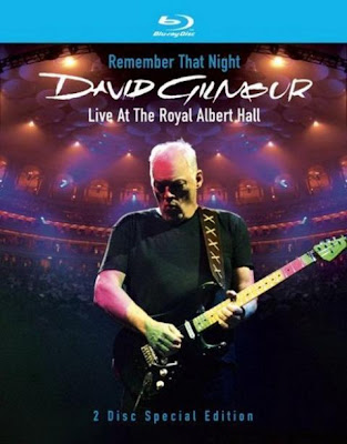 David Gilmour Remember That Night (2006) m720p BDRip 5.3GB mkv DTS 5.1 ch