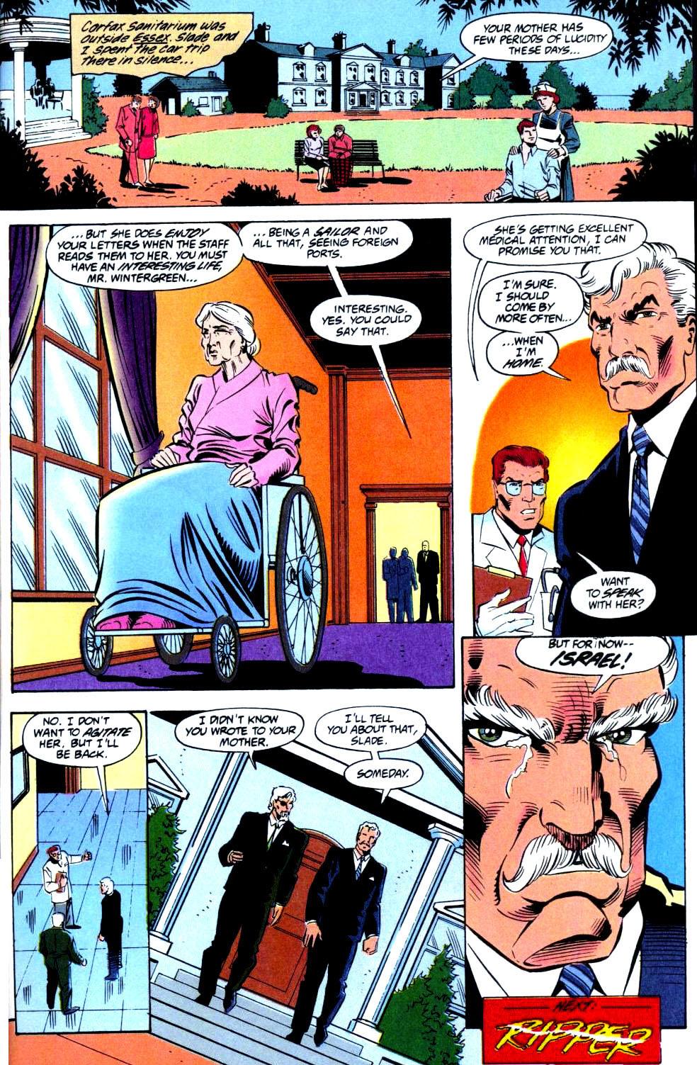 Deathstroke (1991) Issue #36 #41 - English 25