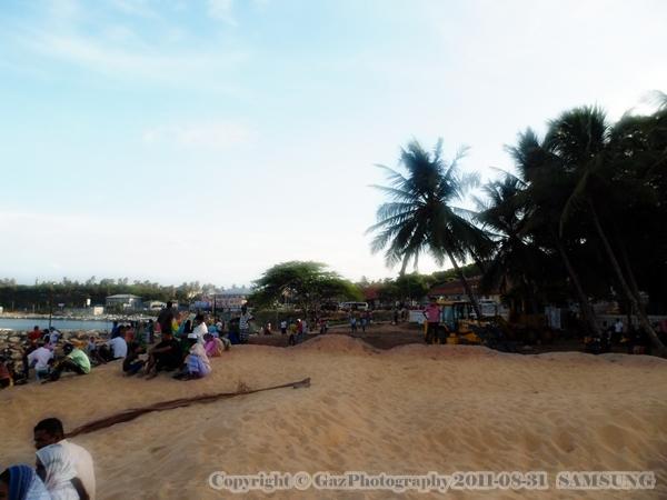 ID-UL-FITR Ramadan Festival 2011 at Hambantota Beach- Srilanka