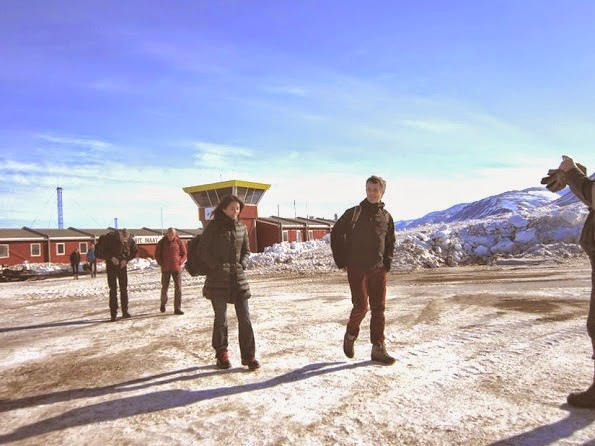 Prince Frederik And Princess Mary Visit Greenland