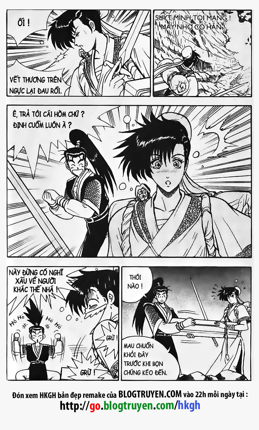 Hiệp Khách Giang Hồ chap 8 page 7 - IZTruyenTranh.com