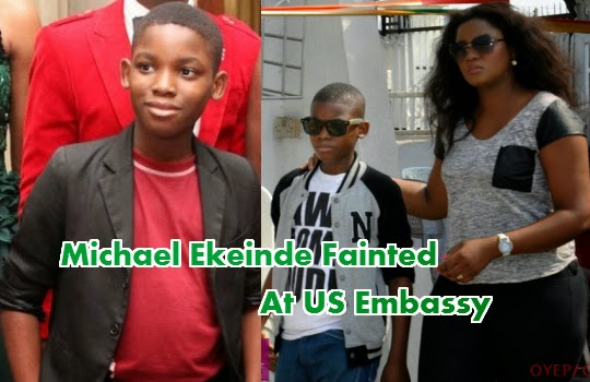 omotola jalade son fainted us embassy