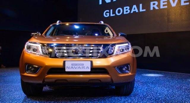 Nissan New Navara 2015 NP300 VL SL