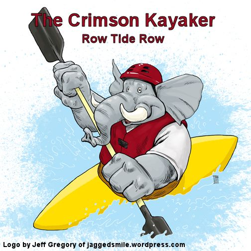 The Crimson Kayaker