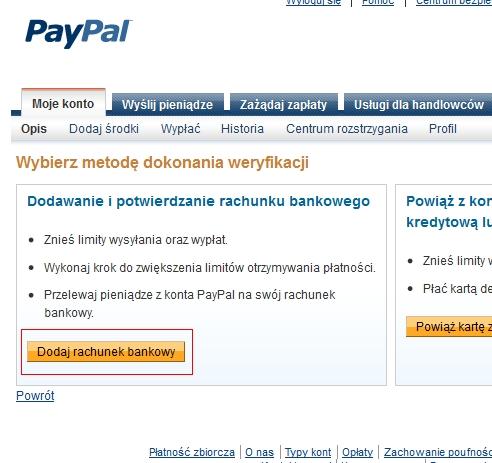2 paypal konten 1 bankkonto