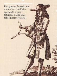 Radiestesia século XVII