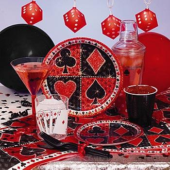 Casino Theme Party Cake Ideas