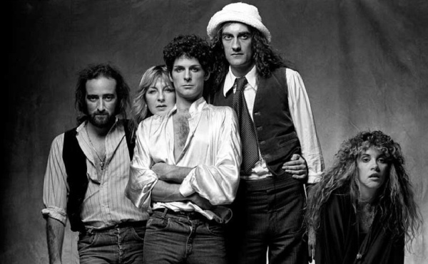 """Rumours"", clássico do Fleetwood Mac, completa 35 anos Fleetwood%2BMac%2Bby%2BNorman%2BSeeff"