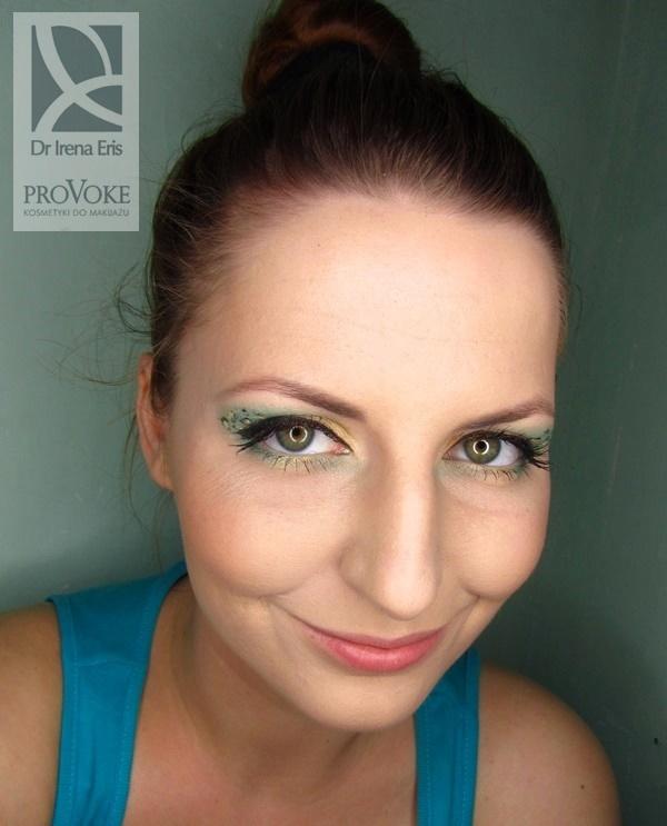 makijaż Provoke