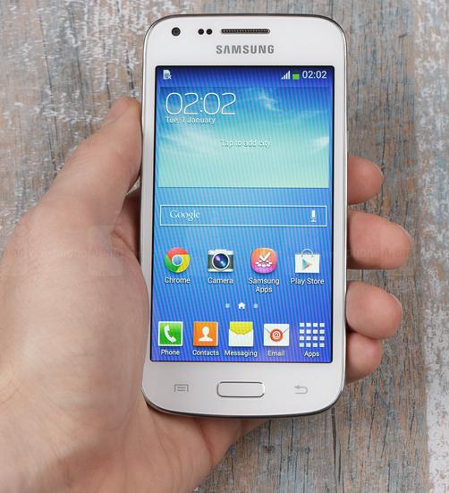 Samsung galaxy Core Dalam Genggaman
