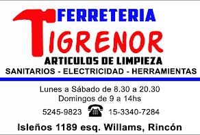 Ferretería Tigrenor