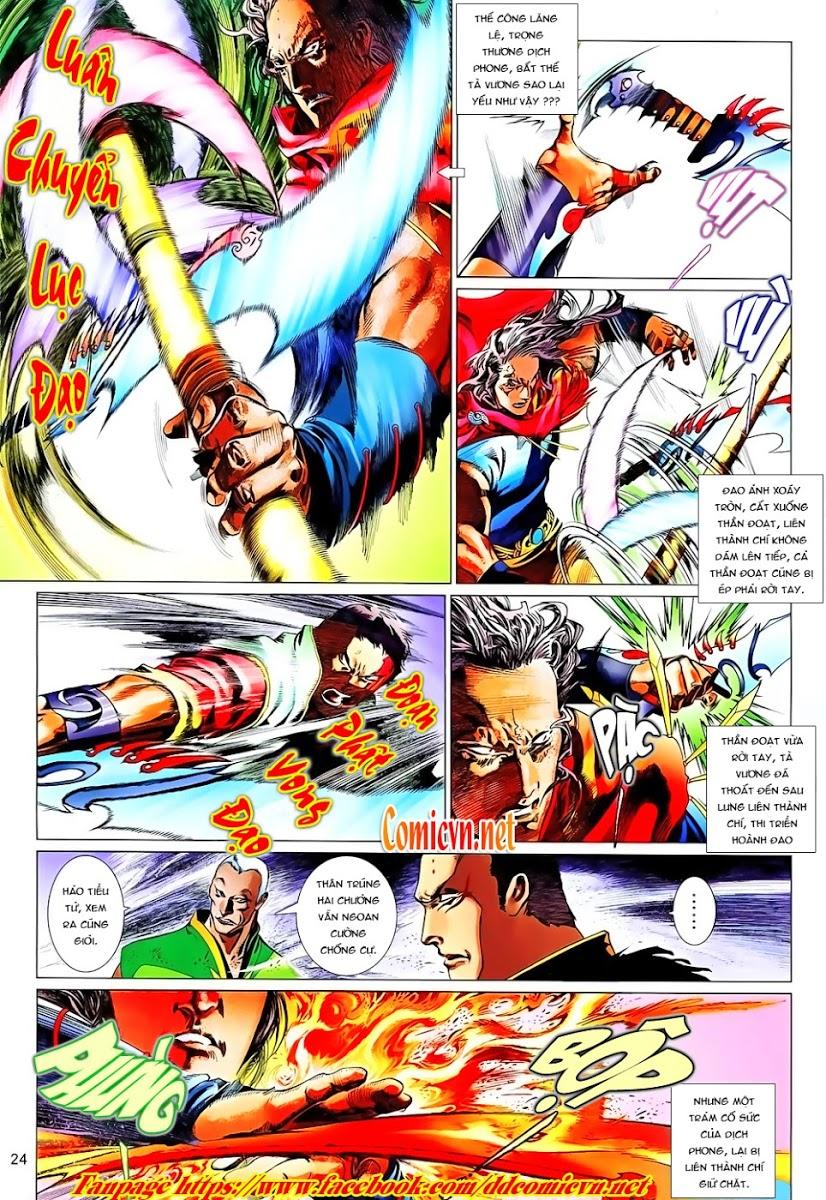 Phong Vân chap 648 Trang 22 - Mangak.info