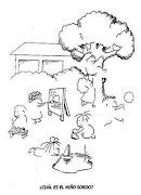 tablas flotador y demás . ilustracion de ninos jugando en una piscina inflable