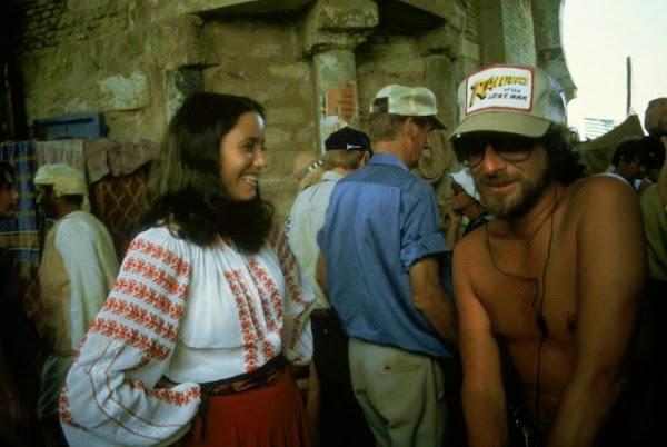 Fotografías del rodaje de Indiana Jones, en busca del Arca Perdida El%2Brodaje%2Bde%2BIndiana%2BJones%2C%2Ben%2Bbusca%2Bdel%2BArca%2BPerdida%2B3