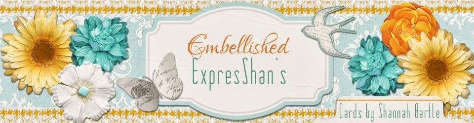 Embellished ExpresShan's