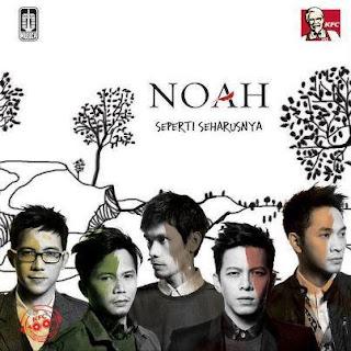 Gambar Cover Album Seperti Seharusnya Noah Band