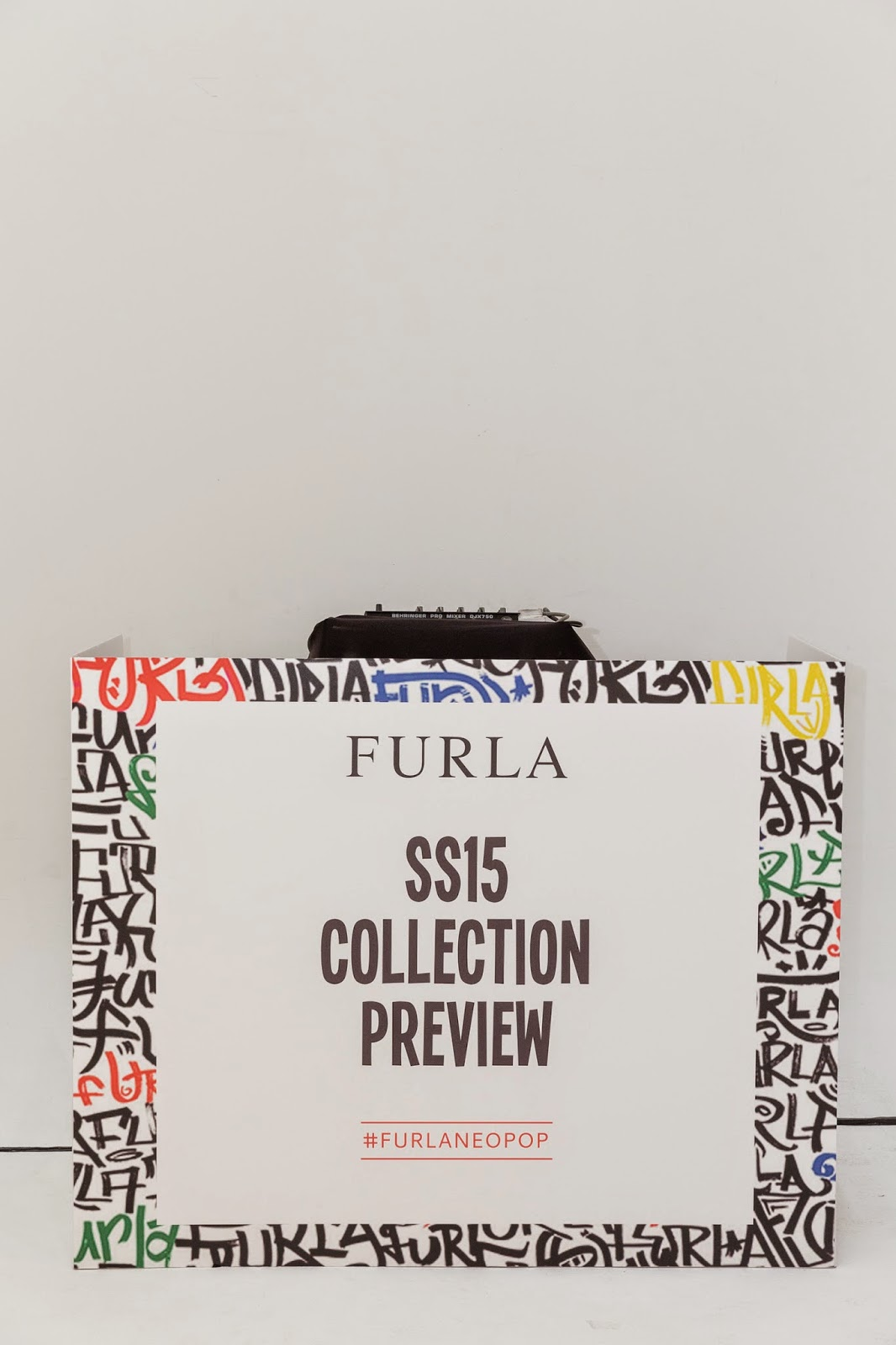 Event Post: Furla Spring/Summer 15 Press Day