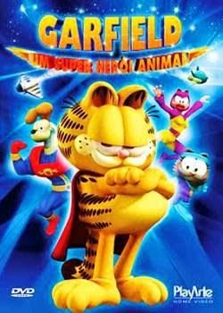 Download Garfield 3D Um Super Herói Animal Torrent Grátis