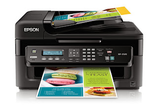 Download Epson WorkForce WF-2530 Printers Driver and guide how to install