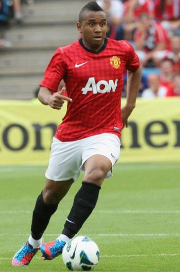 Anderson Man Utd 2012