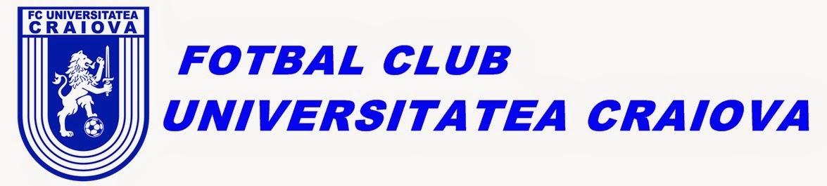 ❤ FOTBAL CLUB UNIVERSITATEA CRAIOVA