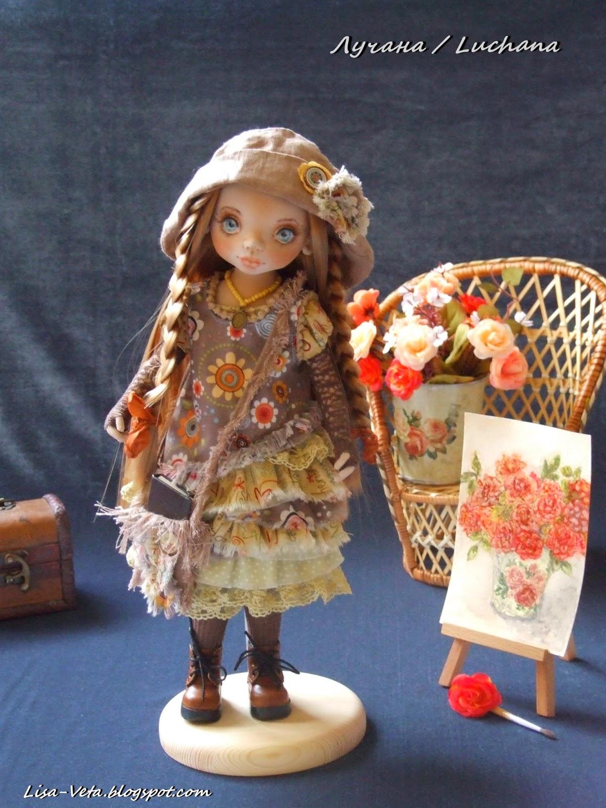Реалистичная кукла юля 10 фотография