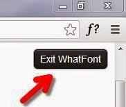Exit What Font