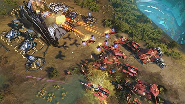 Halo Wars Definitive Edition Juego PC 2017