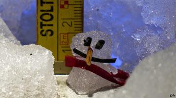 Der kleine Schneemann