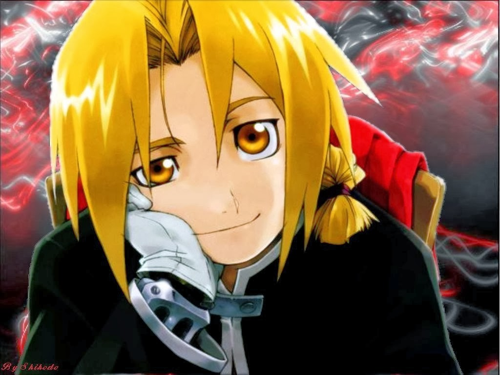 """People should try to ignore their race, and just treat each other as equals."" —Edward Elric"