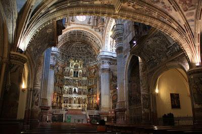 Monastery of San Jerónimo in Granada