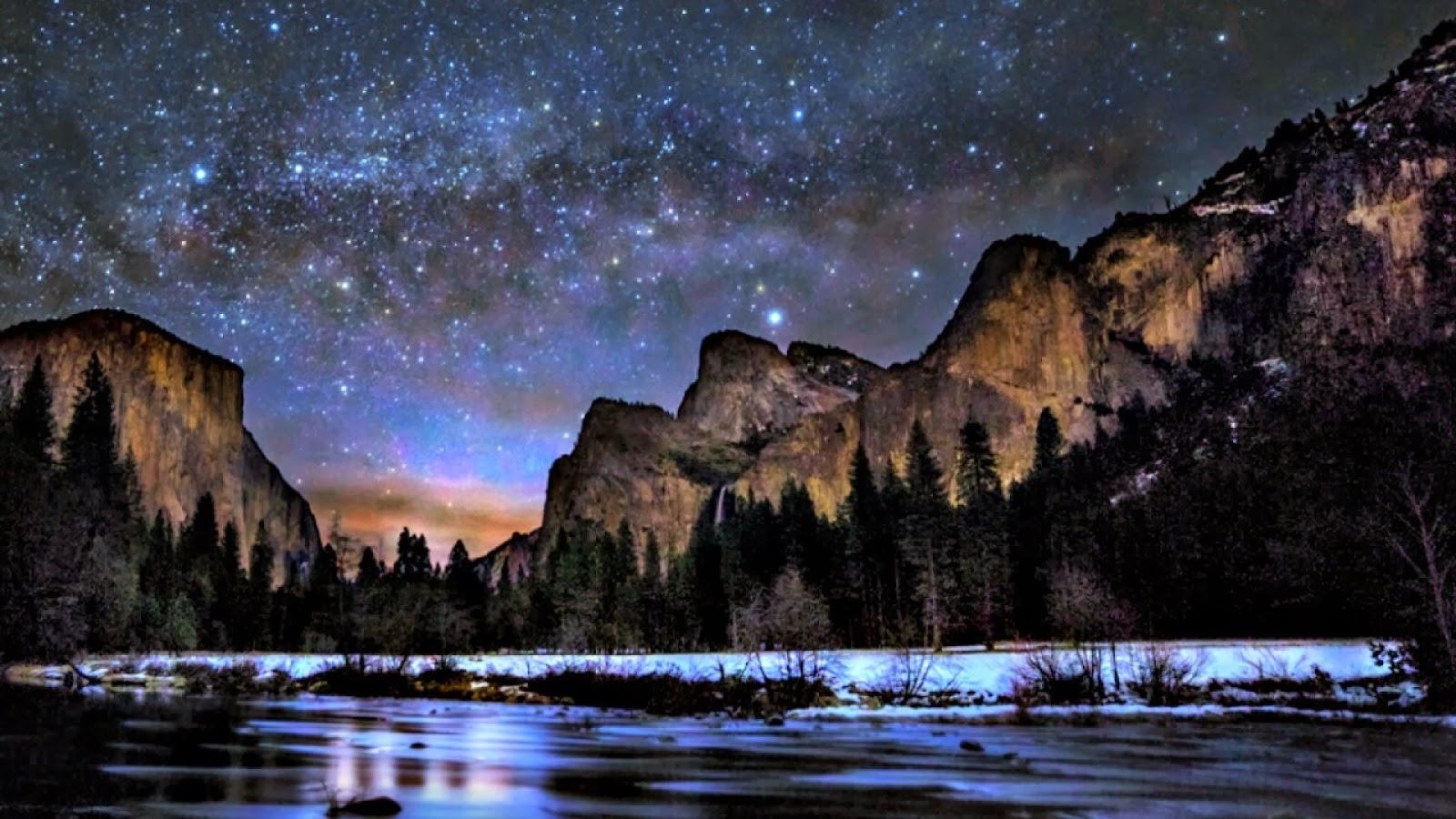 Travel Trip Journey: Yosemite Valley, California, USA