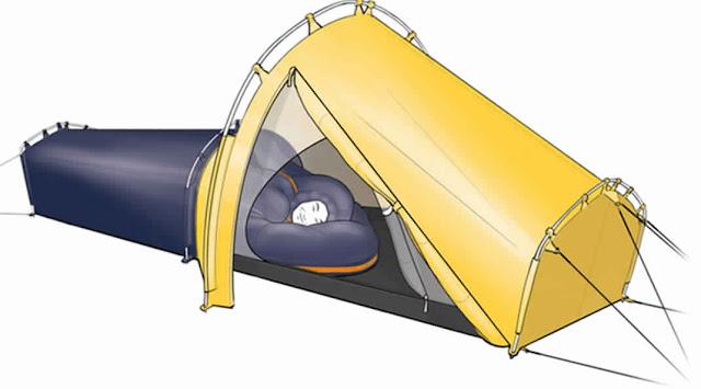 خيمة عازلة للحرارة